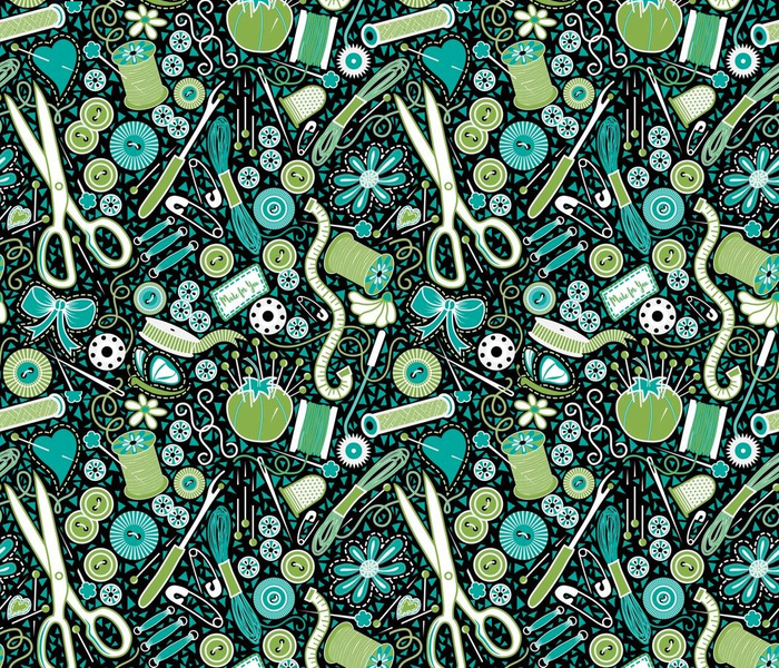 Mosaic Sewing Notions