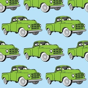 1951-1953 Studebaker pick up truck