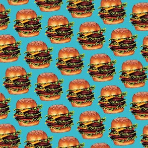 Double Cheeseburger 2 Test Swatch
