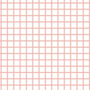 Grid - Blush