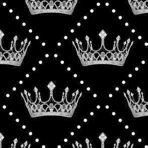 Crowns and Pearls