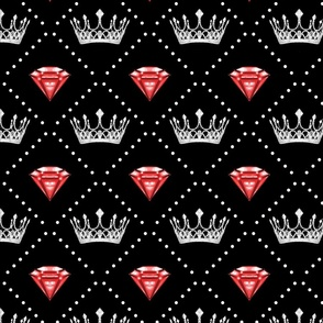 Rubies and Crowns