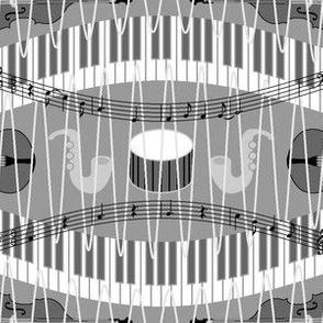 06040118 : shades of jazz music