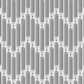 06040141 : pencil zigzag : D