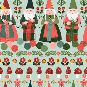 knitting gnomes