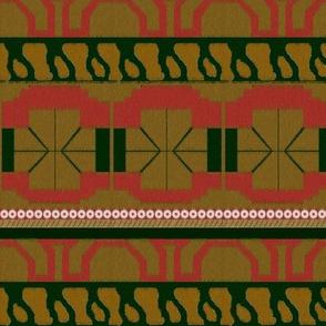 Oseberg Fabric 33 & 34 illustrations