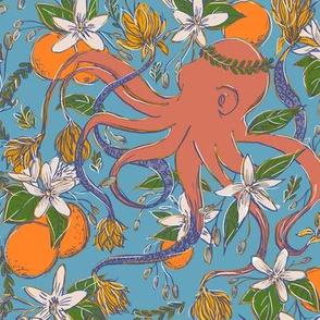 Octo Flower