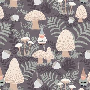 Medium Moonlight Forest Gnomes