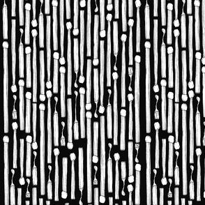 Matches_stripe_bw