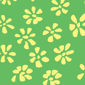 Simple Flowers | Giggling Clovers
