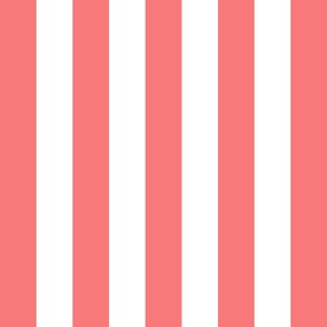 stripes lg coral vertical