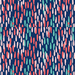 Oblong-Dots---Pantone-Colors-and-To-Scale---pink-navy-spoonflower