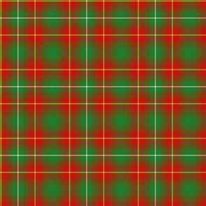 "Prince Edward Island official tartan, 6"""