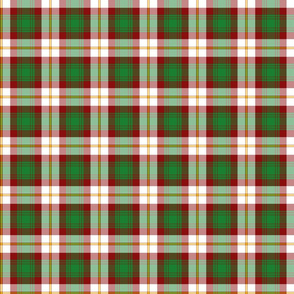 Prince Edward Island dress tartan, 3""