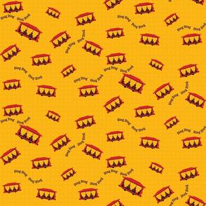 Trolley Trolley Pattern