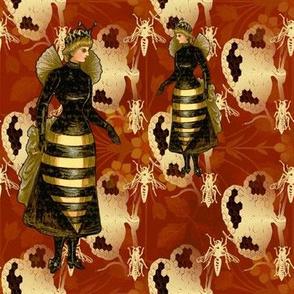 Wasp Lady