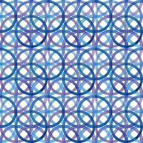 Watercolor Rings