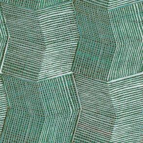 Manta Weave - menthol