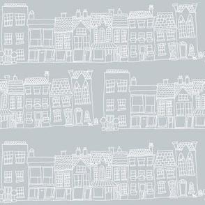 Grey streets