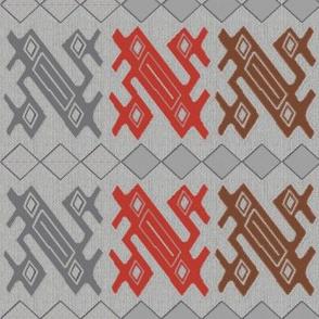 Oseberg Fabric Remnant #7