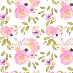 Indy Bloom Design Floral Greens