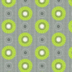 enbroidered kiwi