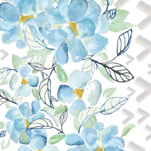 gray_arrows_and_blue_flowers_sq