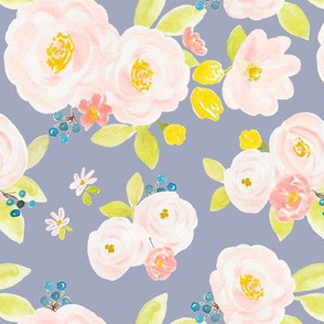 Indy Bloom Design Lilac Berry Blossoms