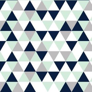 into the wild triangles