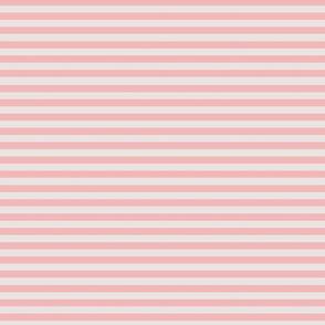 Pink and Cream Stripe
