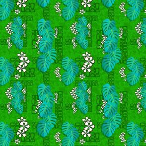 Tiki Garden Wall 003 - 8in