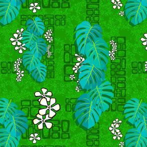 Tiki Garden Wall 003 - 16in
