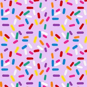Jimmies sprinkles