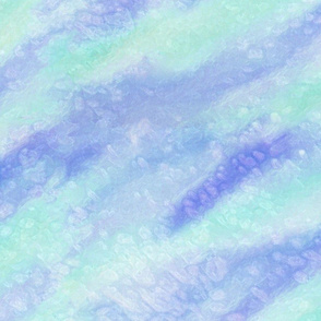 Blue Aqua Salt Texture_Sparkle