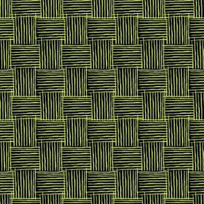 Crosshatch Green