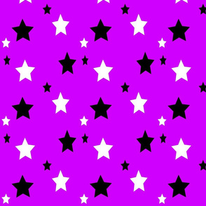 Oh my stars purples