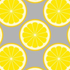 06083622 : citrus slices R4X : lemon