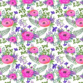 TK-Watercolor_Roses_Pink_Blue_Purple_Roses_Flower_Floral