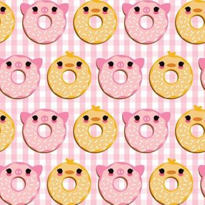 Pig & Chick Donuts