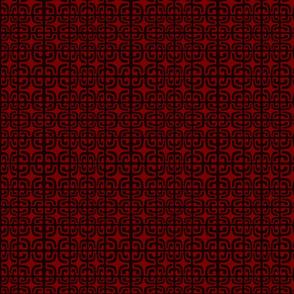 Crossmarque red reverse