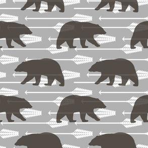 bear arrow