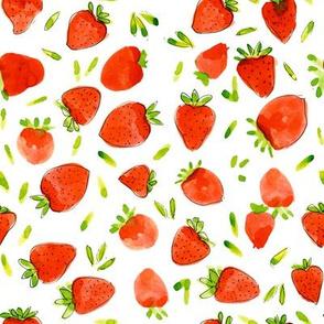 Strawberry Toss Repeat