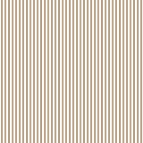 pinstripes vertical tan