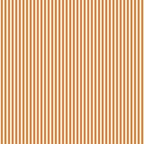 pinstripes vertical orange