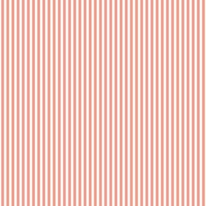 pinstripes vertical peach