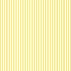 pinstripes vertical lemon yellow