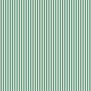 pinstripes vertical kelly green