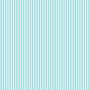 pinstripes vertical sky blue