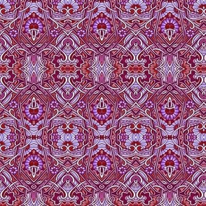 Interwoven Reds (instead of blues)
