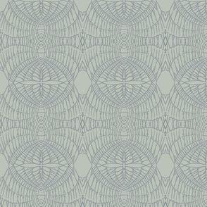 World Web (Gray on Gray)